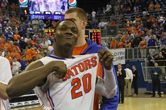Michael Frazier II (dbadair) Tags: basketball kentucky ky gainesville gators states sec odome wildcats 2014floridaunited