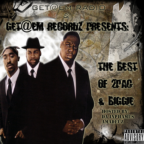 2pac, The Notorious B.I.G, Jadakiss, Snoop, 112 - Da Inphamus Amadeuz Presents: The Best Of Pac & Big