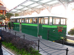 Peak tram converted into a tourist centre