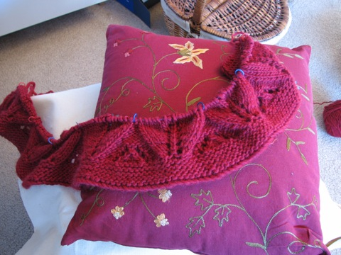 Totally Autumn and throw pillow