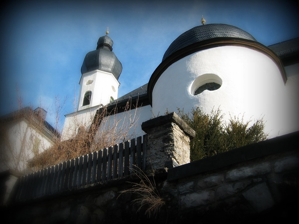 St Anton Church, Partenkirchen