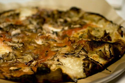 Bosciaola pizza