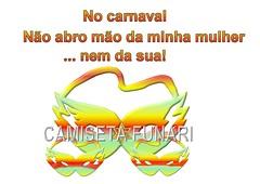 mascara carnaval mulher frase