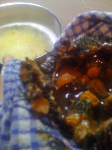 cuisson spaghetti aux oursins