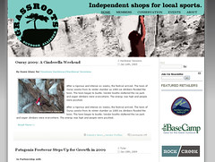 New Grassroots Outdoor Alliance Web Site