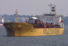 STOLT COURAGE in New York, USA (Tom Turner - SeaTeamImages / AirTeamImages) Tags: city nyc usa newyork water yellow brooklyn port island bay coast harbor boat marine ship unitedstates harbour transport shoreline vessel spot anchorage pony shore maritime bow transportation anchor oil statenisland bigapple channel tanker spotting staten waterway courage tankers stolt stapleton tomturner stolttankers stoltcourage