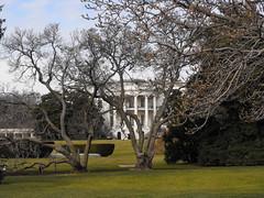 White House (_DarkGuru_) Tags: white house dc obama inauguration