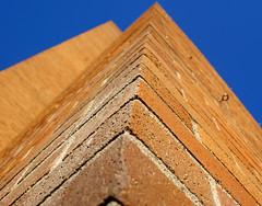 Red Brick Detail (JTContinental) Tags: seattle red urban detail brick texture architecture dof frombelow universityofwashington pfogold pfosilver pfoisland12
