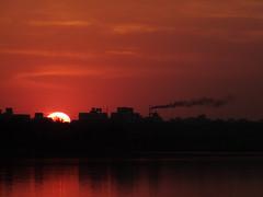 Ambazari sunset