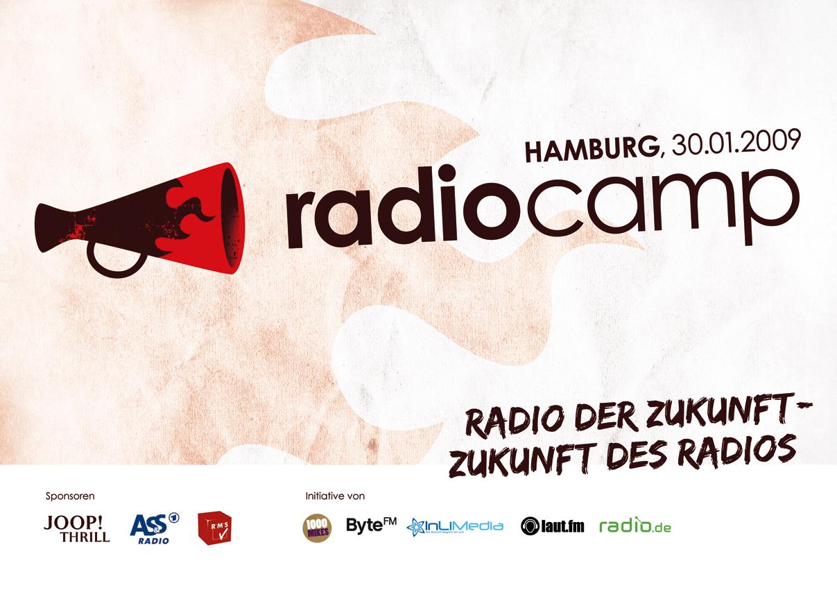 Das erste Radiocamp Deutschlands