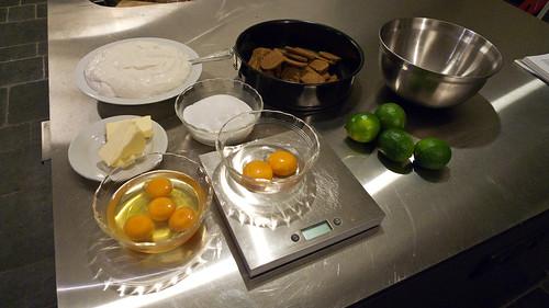 Cheesecake: ingrediënten