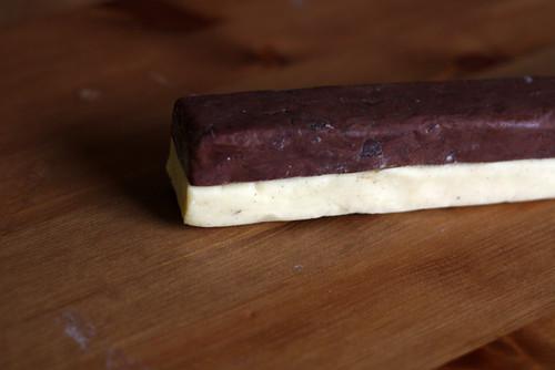 Chocolate and Vanilla Wafers