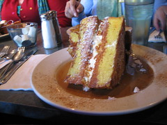 French Toast.  Sabrina's.