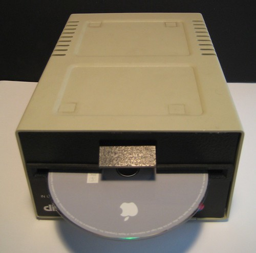Disk II Mac with DVD