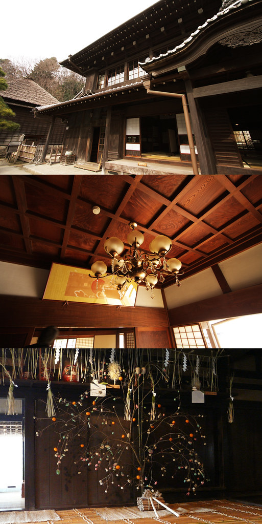 Japanese old houses 01