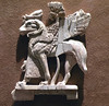 2009-Feb 6  MMA  DSCN0075 (Lanterna) Tags: nyc sculpture newyork museum plaque ancient middleeast syria lanterna archaic metmuseum phoenician mythic ancientneareast
