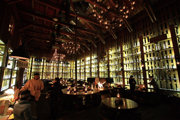 2009北海道-D3-3-歐風煤油燈咖啡_01.JPG