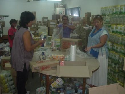 Módulos Alimentarios en Guardería Municipal