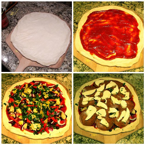 Pizza Assembly