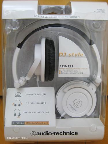 Audio-Technica ATH-SJ3