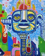 urban colours (romvi) Tags: urban paris france art de graffiti canal nikon europe colours couleurs villa graff arrondissement romain hdr fresque personnage murale d90 urbaines lourcq platinumphoto romainvilla colourartaward goldstaraward 19me romvi