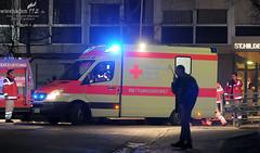 Feuer Krankenhaus Mainz 27.02.09