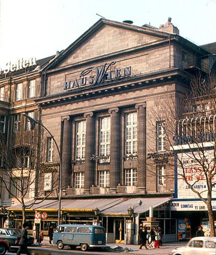 """Berlin - """"Haus Wien"""""""