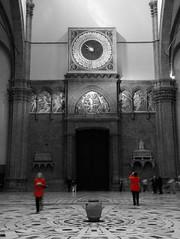 Duomo Clock