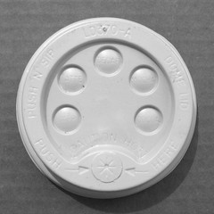 Take Out Beverage Lid 02 (sarcoptiform) Tags: cup coffee paper out soup design industrial graphic tea drink onthego go beverage away container plastic drip cover take packaging lids lid tab sippy sip