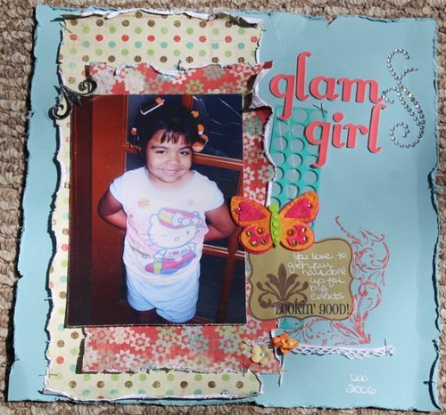 glam girl