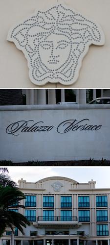 Palazzo Versace threesome