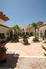 Patio  (alegriaproperties) Tags: costa sol beach del near front line villa estepona
