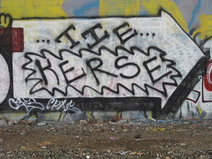 kerse tie r.i.p. (devil inside1) Tags: sf sanfrancisco streetart graffiti oakland bay san francisco bart tie tags area bayarea mu kerse riphomieyouwillbemissed