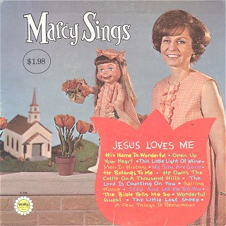 Marcy Sings Jesus Loves Me