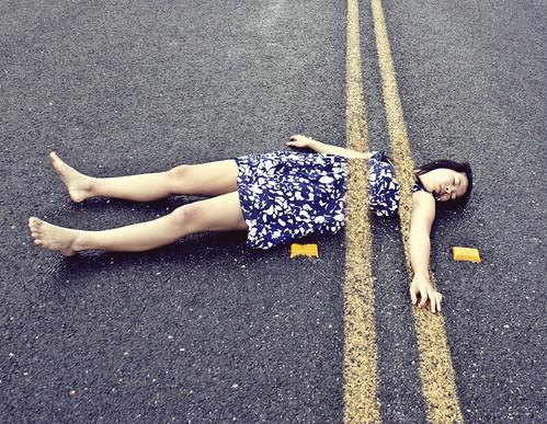 DAY165; Road Kill