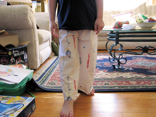 Pillowcase pants