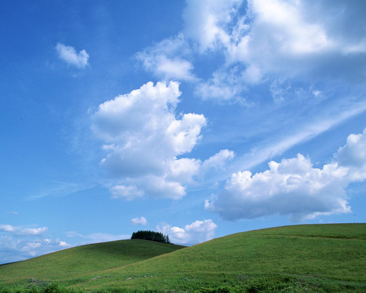 Sky And Cloud Free Hd Wallpaper 174