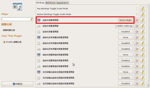 你拍攝的 Screenshot-CompizConfig Settings Manager-1。