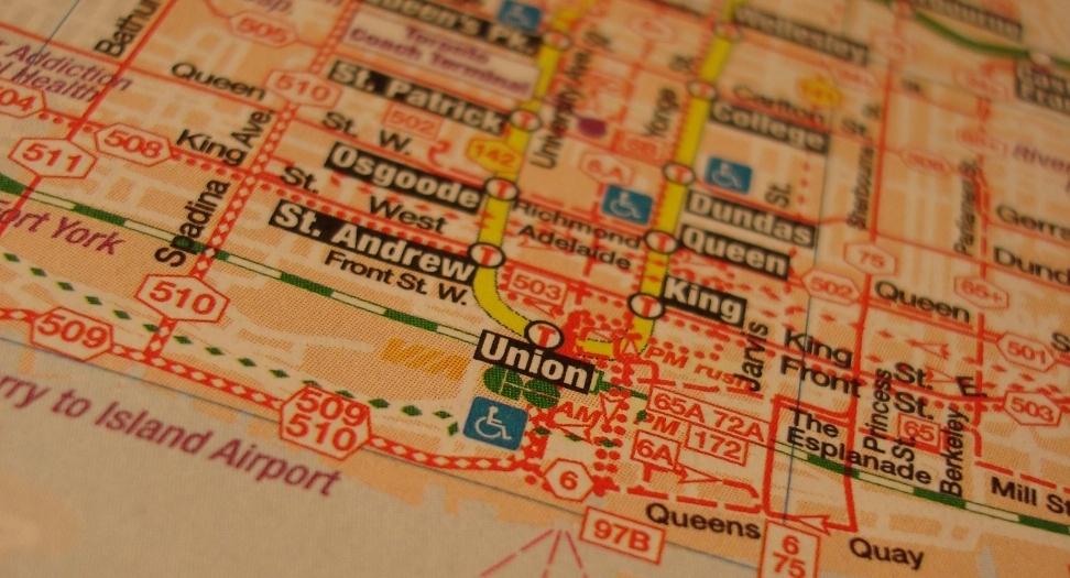 Toronto Map 051ii