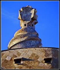 Casa Mil (Baltasar MT) Tags: barcelona gaud modernisme casamil lapedrera supershot