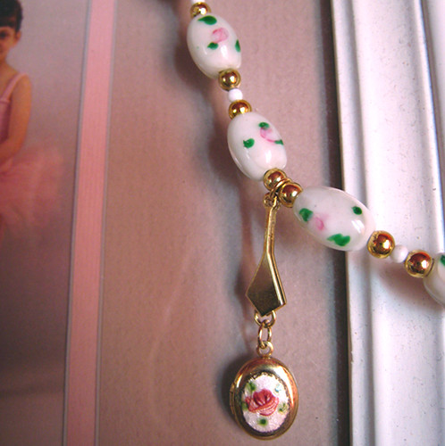 Pink Sweetheart Necklace