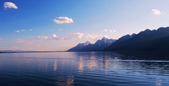 T E T O N (silvia 66) Tags: montagne lago nationalpark wyoming teton