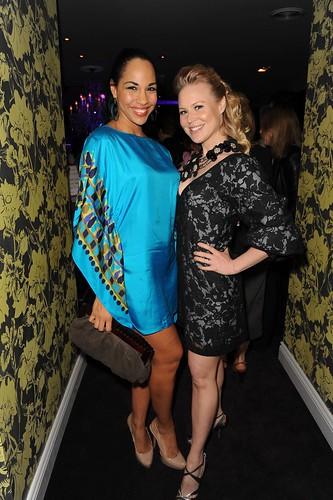Amanda and Kristin