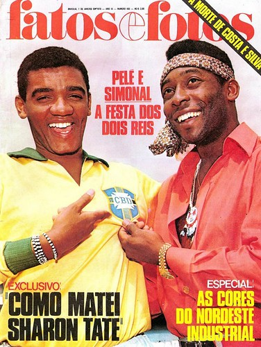 Simonal e Pelé