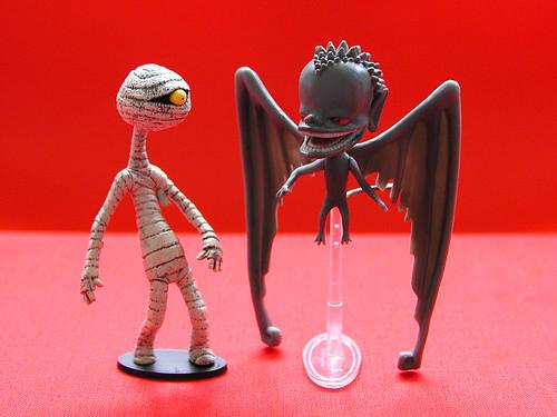 neca nightmare before christmas figures - series 4: mummy boy ...