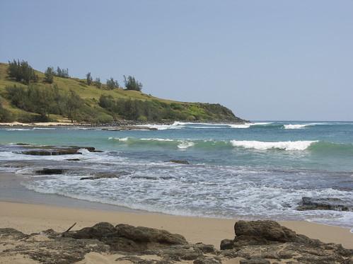 Hawaiian beach- one of many