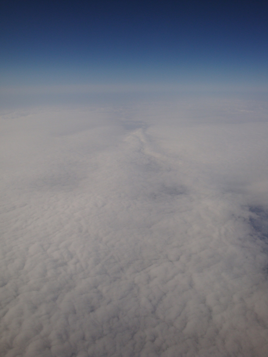 Cloud carpet
