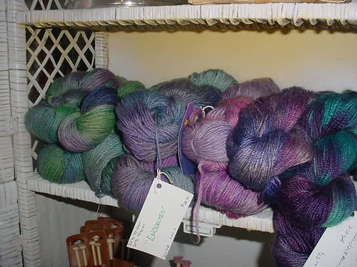 Beautiful yarns from Under the Dark Star