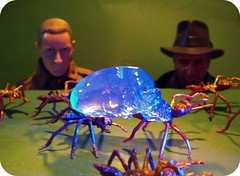 March (8 Skeins of Danger) Tags: jones indiana fireants crystalskull dovchenko 8skeinsofdanger