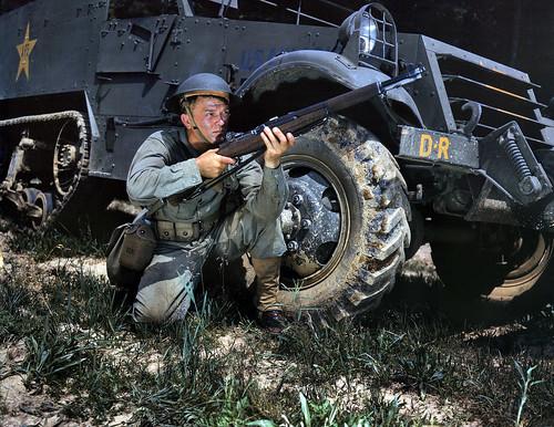 1942 infantryman